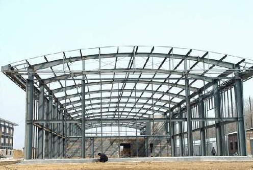 貴陽鋼結構廠房建造
