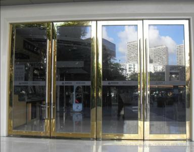 貴陽玻璃門