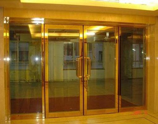 貴陽玻璃門廠家
