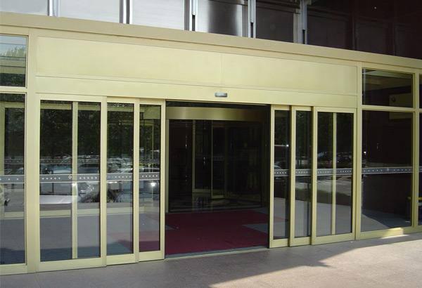 貴陽玻璃門安裝