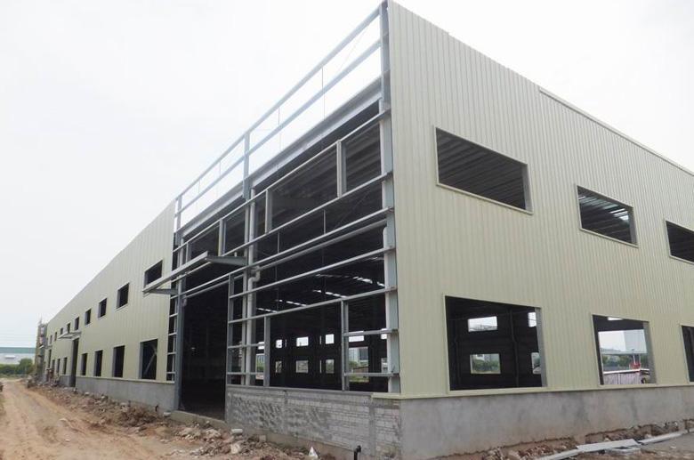 贵州钢结构厂房建造