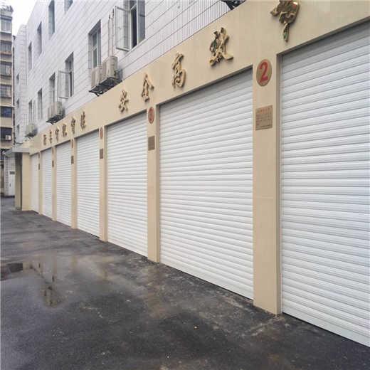 贵州抗风卷帘门