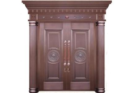 【经验】石家庄铜门的美观度高 石家庄铜门定做的准备工作