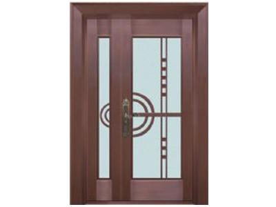 【图文】季节不同铜门的清洗方法不同 肯德基门的防水原则