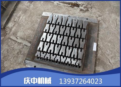 混凝土垫块机模具