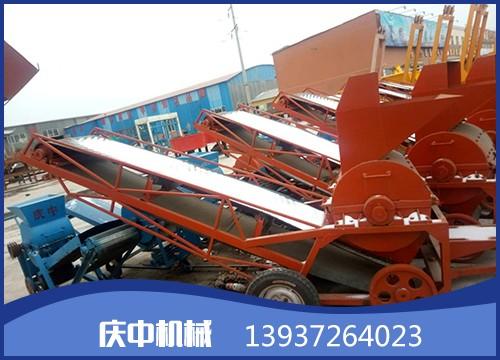 大型移动式粉煤机