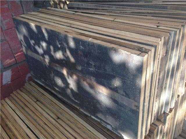 二手竹胶板多少钱