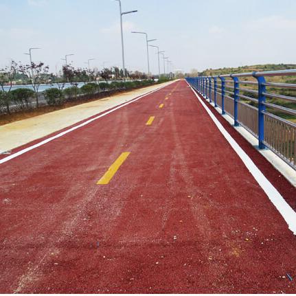 加高自行车道桥梁护栏