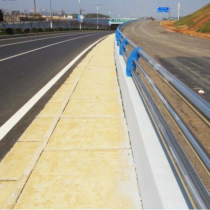 桥梁碳素钢复合管防撞护栏