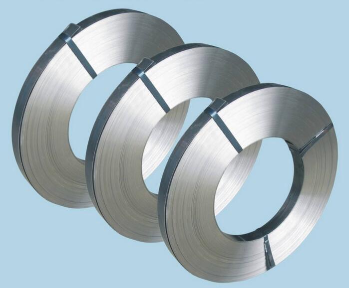 铝镍复合带材