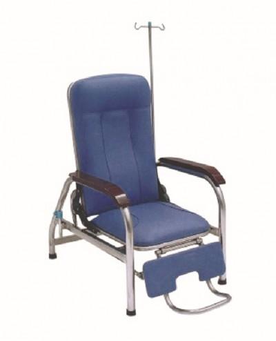不锈钢单人输液椅