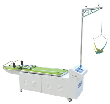 HKHL/JYZ-IIIA型三维多功能牵引床