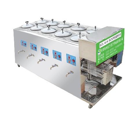 HLHL-BL130D多缸煎药变量包装机