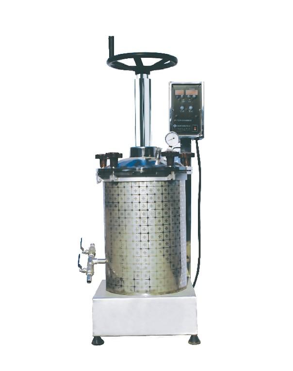 HKHL-JZ200I单体密闭压榨煎药机