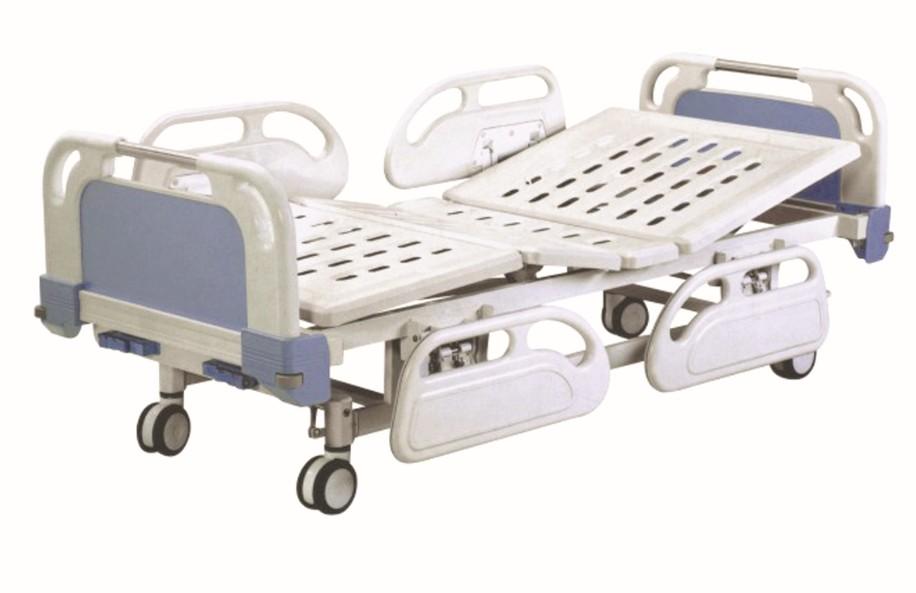 ABS床头移动双摇床