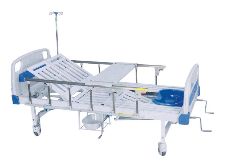 多功能护理床-六档护栏