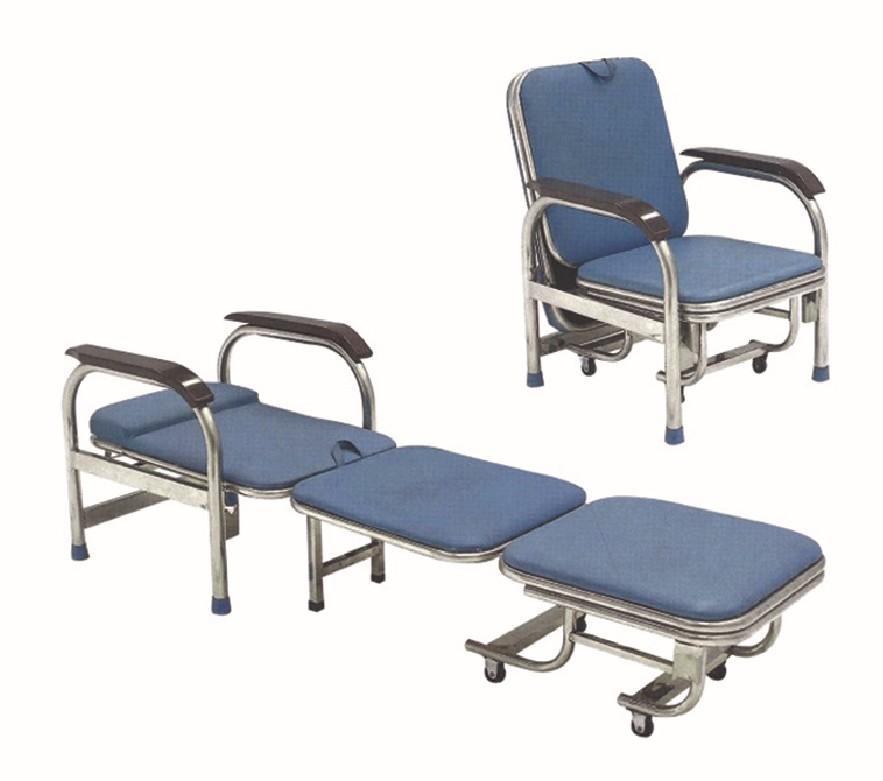 不锈钢陪护椅