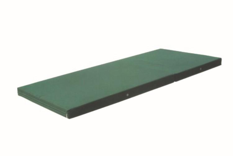 半棕半海绵防水布二折垫
