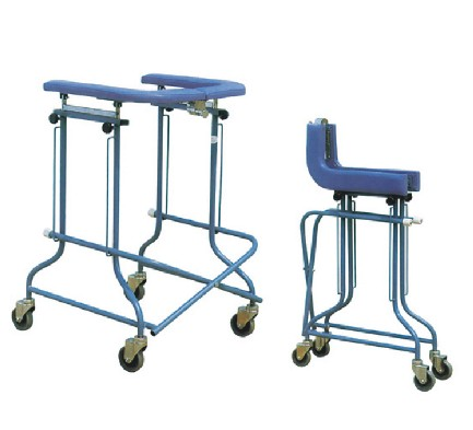 辅助步行训练器(可折叠)