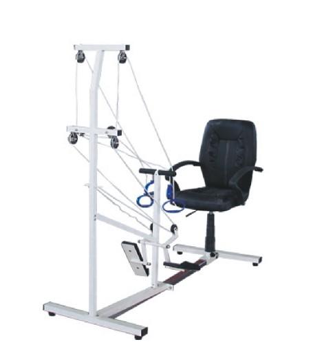 四肢被动训练器(带升降椅)