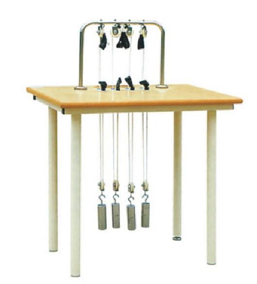 重锤式手指肌力训练桌