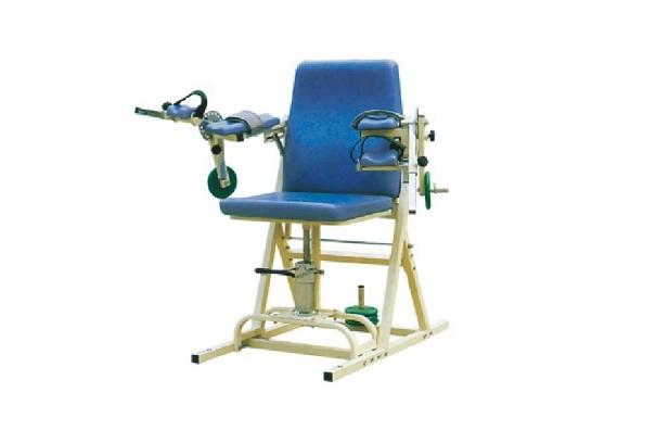 肘关节牵引训练椅(可调式)