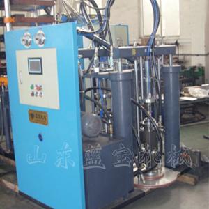 液态硅胶泵料机