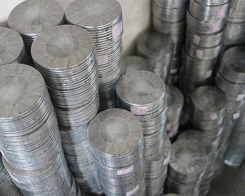 金属缠绕垫价格