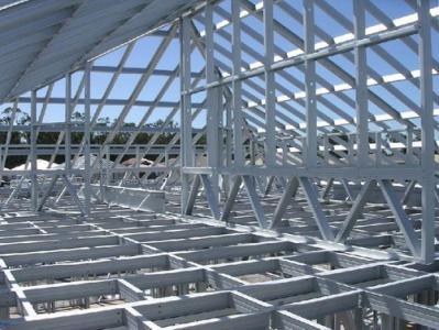 钢构造防腐工程