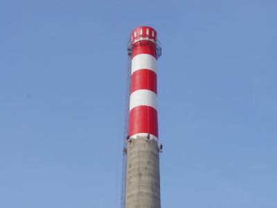 冷却塔防腐工程脱硫烟囱防腐原理 如何对冷却塔进行防腐问题
