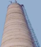 砼烟囱滑模新建施工、拆除