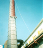 铁烟囱拆除、安装
