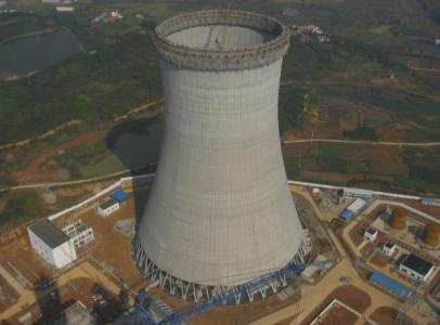 新建冷却塔