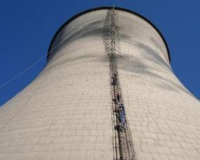 冷却塔防腐施工