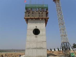 新建方烟囱