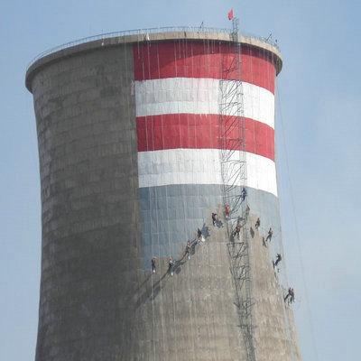 冷却塔外壁防腐工程