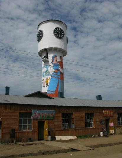 砖烟囱美化工程