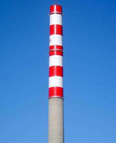 高空烟囱新建