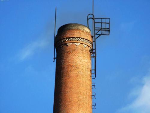新建砖烟囱