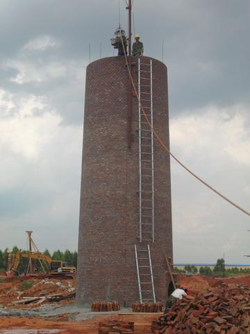 专业砖烟囱新建