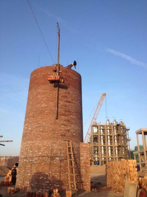 水泥烟囱新建工程