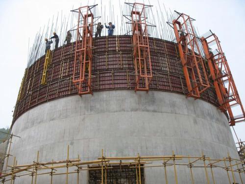 新建高烟囱工程
