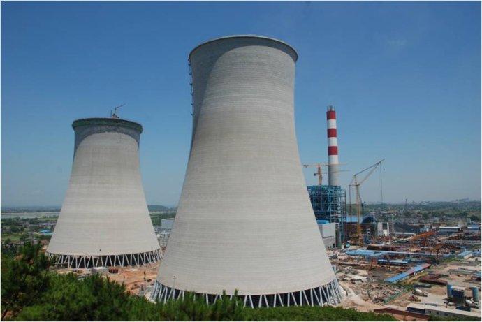 电厂冷却塔防腐工程