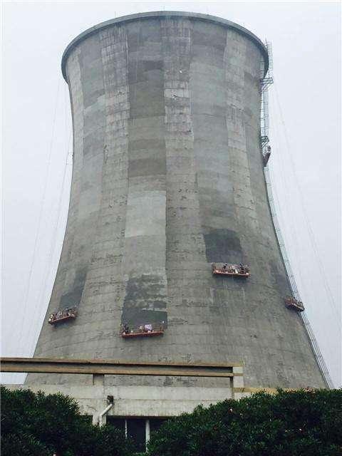 冷却塔防腐维修