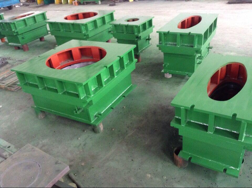 生产焊接式水箱模具