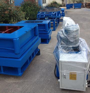生产无焊接式水箱模具