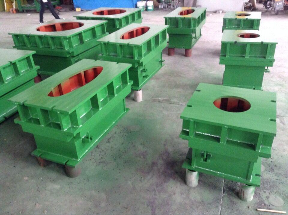 生產BDF無焊接水箱模具