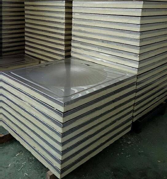 复合聚氨酯保温板