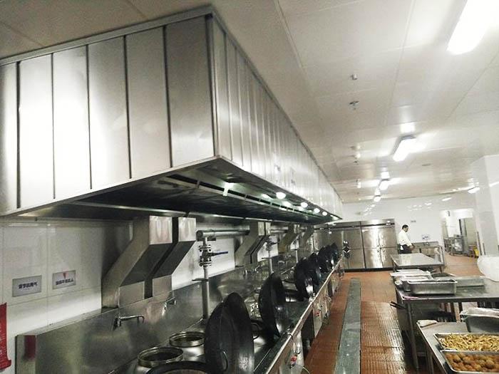 贵阳酒店厨房油烟系统
