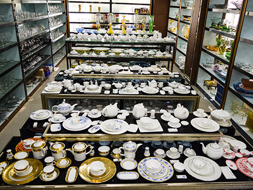 陶瓷台面餐具供应商